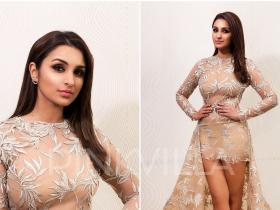 Celebrity Style,parineeti chopra,sanjana batra,HT Most Stylish Awards,Sadek Majed