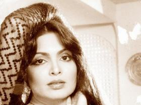 Discussion,Amitabh Bachchan,Parveen Babi