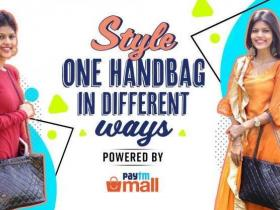 Style Tips,handbag,black handbag,black bag,paytm