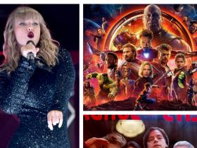 News,taylor swift,Avengers Infinity War,Riverdale,People's Choice Awards 2018