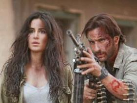 Katrina Kaif,saif ali khan,Kabir Khan,Phantom,Box Office,Phantom 2015,Phantom Day 2 collections,Phantom Day 2 BO,Box Office Report Phantom 2015,Phantom BO collections