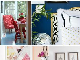 Home Decor,home decor,polka dots,trendy
