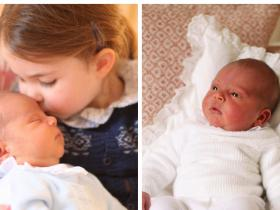 Photos,Princess Charlotte,Prince Louis