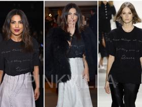 Celebrity Style,Priyanka Chopra,prabal gurung,Cristina Ehrlich,new york fashion week,NYFW