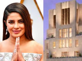 Home Decor,Priyanka Chopra,New York Apartment,Inside Photos