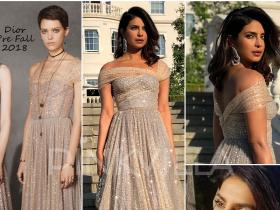 Celebrity Style,Priyanka Chopra,Dior,Royal Wedding,Mimi Cuttrell