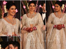 Celebrity Style,Priyanka Chopra,ami patel,falguni and shane peacock,priyanka chopra nick jonas wedding