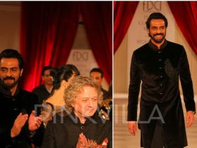 Celebrity Style,rohit bal,Couture Week 2017