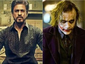 Video,shah rukh khan,SRK,joker,Nawazuddin Siddiqui,The Dark Knight,Raees,Heath Ledger,chritopher nolan,batman