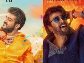 Rajinikanth,ajith,Box Office,Petta,Viswasam