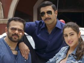 Ranveer Singh,Rohit Shetty,Sara Ali Khan,Exclusives