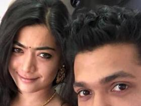 Rashmika Mandanna,Dear Comrade,South,Rakshit Shetty