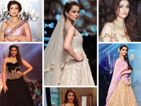 sonam kapoor,KANGANA RANAUT,parineeti chopra,Interview,Vogue Wedding Show,Shyamal Bhumika
