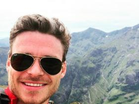 Richard Madden,Marvel Studios,Hollywood