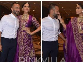 Celebrity Style,sonam kapoor,Anand Ahuja