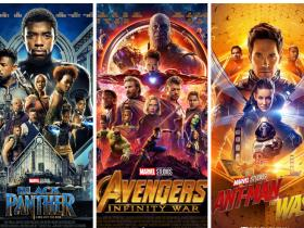 News,Black Panther,Avengers: Infinity War,Ant-Man and the Wasp,SAG Awards 2019