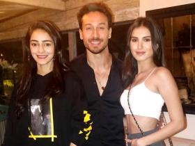 Video,Tiger Shroff,Student Of The Year 2,Tara Sutaria,Ananya Panday