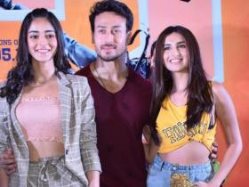 Tiger Shroff,Box Office,SOTY 2,Student Of The Year 2,Tara Sutaria,Ananya Panday,SOTY 2 Box Office Collection,Student Of The Year 2 Box Office Collection