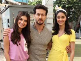Tiger Shroff,Box Office,SOTY 2,Tara Sutaria,Ananya Panday