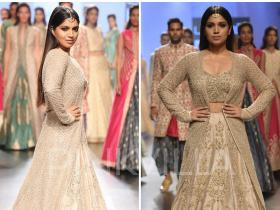 Celebrity Style,lakme fashion week,SVA,SVA by Sonam and Paras Modi