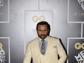 Photos,saif ali khan,Rangoon,GQ Men of the Year Awards
