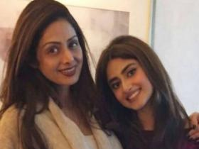 News,sridevi,mom,Sajal Ali
