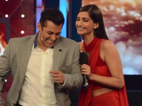 Salman Khan,Sonam Kapoor,Bigg Boss 8,BB8,weekend ka vaar,dolly ki doli