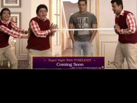 News,salman khan,sunil grover,Ali Asgar,Supernight with Tubelight