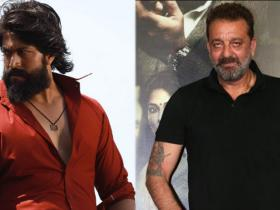 News,Sanjay Dutt,Yash,KGF Chapter 2