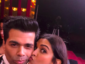 News,Deepika Padukone,Karan Johar,Koffee with karan