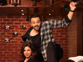 News,farah khan,Rohit Shetty
