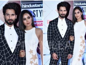 Celebrity Style,Shahid Kapoor,monisha jaising,gaurav gupta,anisha jain,Mira Kapoor,Style Cell,HT Most Stylish Awards