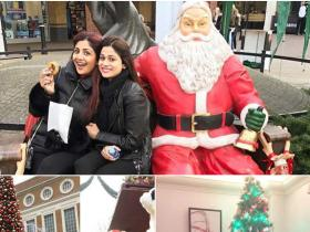 Photos,Shamita shetty,Shilpa Shetty Kundra,Christmas,x-mas