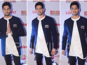 Celebrity Style,anisha jain,Shantanu and Nikhil,Sidharth Malhotra,Style Cell,Lokmat Most Stylish Awards 2017