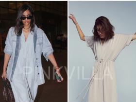 Celebrity Style,sonam kapoor,louis vuitton,airport,Nike,BHane,Roberi and Fraud,Mad In LA