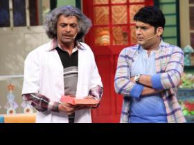 news & gossip,Sunil Grover,Kapil Sharma,The Kapil Sharma Show,Family Time with Kapil Sharma