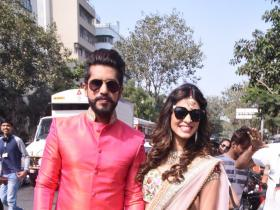 suyyash rai,Kishwer Merchantt,photos,SuKish