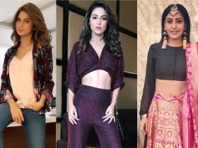 Celebrity Style,Jennifer Winget,Hina Khan,Best and Worst Dressed,Surbhi Chandna