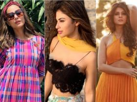 Celebrity Style,Mouni Roy,Hina Khan,Best and Worst Dressed