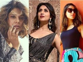 Best Dressed,Jennifer Winget,Hina Khan,divyanka tripathi