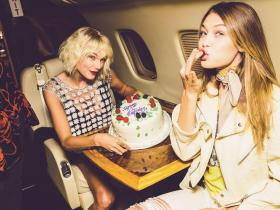 Photos,gigi hadid,taylor swift,Martha Hunt,Anwar Hadid