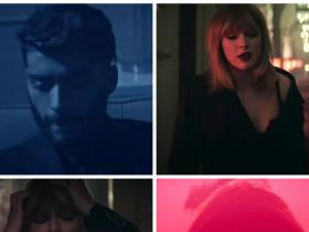 Video,Zayn Malik,taylor swift,Fifty Shades Darker,I Don't Want To Live Forever