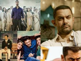 Discussion,Fan,Dangal,neerja,kapoor and sons,Sultan,PINK,M.S. Dhoni - The Untold Story,Best of 2016,Box Office Hits of 2016,best bollywood films of 2016