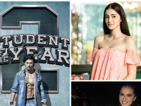 Tiger Shroff,Exclusives,Student Of The Year 2,Tara Sutaria,Ananya Panday