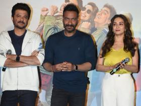 anil kapoor,Madhuri Dixit,Ajay Devgn,Box Office,Total Dhamaal,Total Dhamaal Box Office Collection