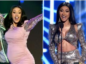 Celebrity Style,pregnant,cardi b,body,abs,surgery,liposuction