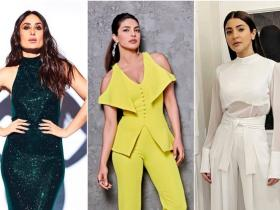Celebrity Style,Priyanka Chopra,anushka sharma,kareena kapoor khan,Outfit,easy,ways,level up