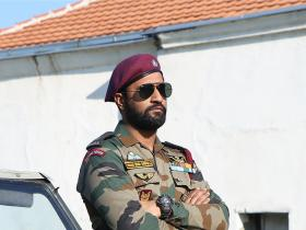 Discussion,Vicky Kaushal,URI: The Surgical Strike