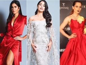 Celebrity Style,katrina kaif,KANGANA RANAUT,Vogue Beauty Awards,Janhvi Kapoor