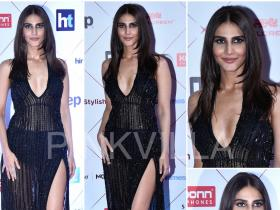 Celebrity Style,vaani kapoor,Gehna Jewellers,Mohit Rai,HT Most Stylish Awards,Redemption